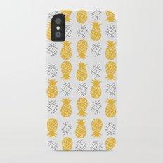 Pineapple iPhone X Slim Case