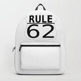 Rule 62 Backpack