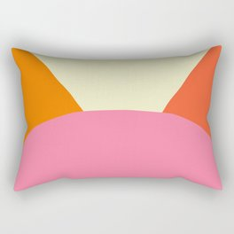 Deyoung Sixties Rectangular Pillow