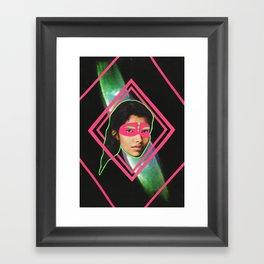 Butterfly Nebula Framed Art Print
