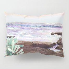 Pink Ocea Pillow Sham