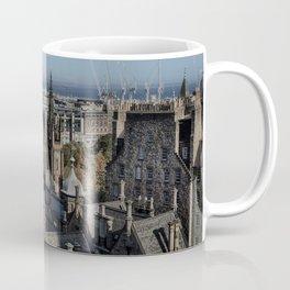 Edinburgh Rooftops Coffee Mug