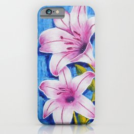 Lily | Lys iPhone Case