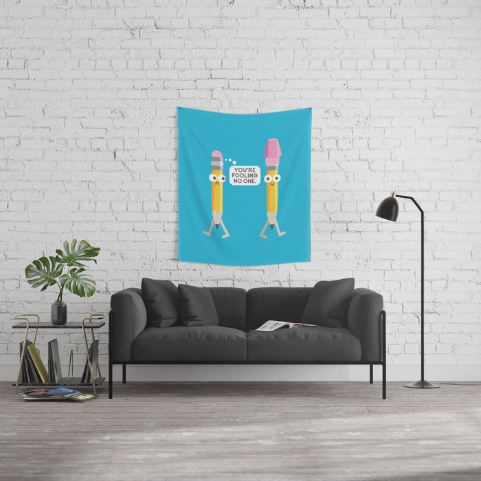 Number Twopée Wall Tapestry