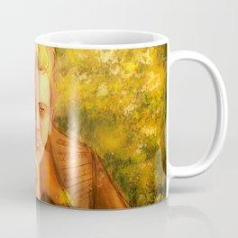The Boy of the Flowers Coffee Mug