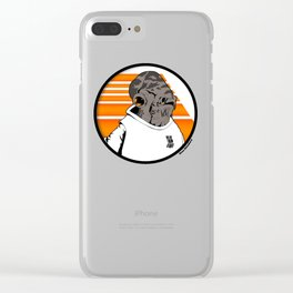 Admiral Ackbar Clear iPhone Case