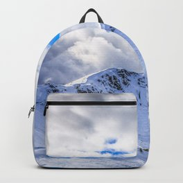 Caucasian ridge Backpack