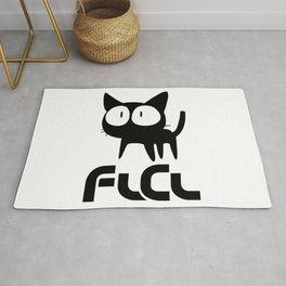 FLCL - Cat Rug