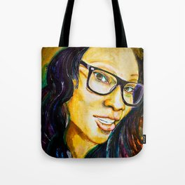 "I Wanna ""Rock"" Right Now! Tote Bag"