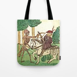 The Robber Tote Bag