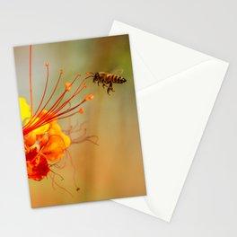 Pistil Peeper Stationery Cards