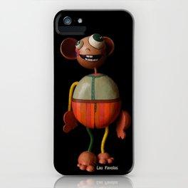 Lau Favolas iPhone Case
