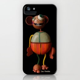 Lau Favolas iPhone Case