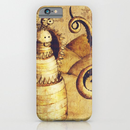 Brusuillis iPhone & iPod Case