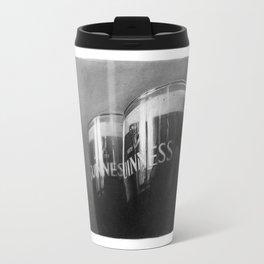 Guinness glasses Travel Mug