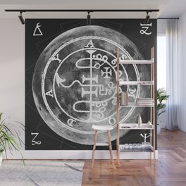 The Witches Moon Wall Mural