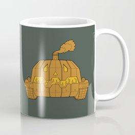 Jack-o-bot Coffee Mug