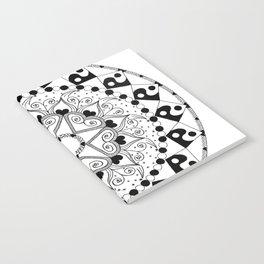 LOVE MANDALA Notebook