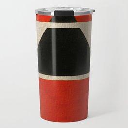 Lucha Libre Mask 2 Travel Mug