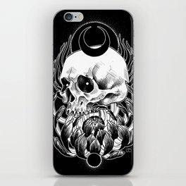 Crysanthemum iPhone Skin