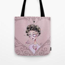 Heartless Girl Tote Bag