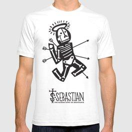 St. Sebastian - Patron Saint of Resistance T-shirt