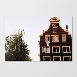 AMSTERDAM / Summer Canvas Print