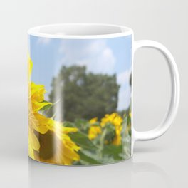 sunflower photography Coffee Mug