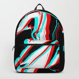 Trippy Confused Backpack