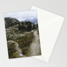 Heather Pass Stationery Cards