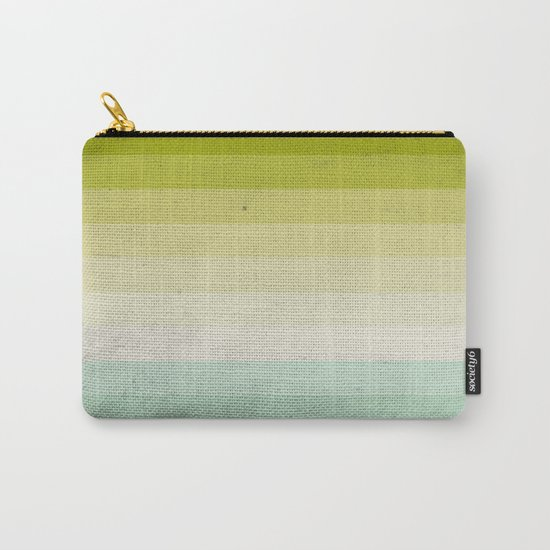 lime and lemon Carry-All Pouch