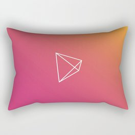 Geometry Rectangular Pillow
