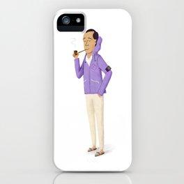 mr. Osti iPhone Case
