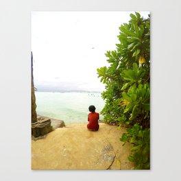 Boracay Wonderment Canvas Print