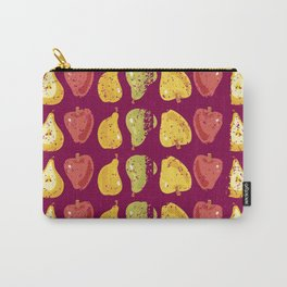 Apples & Pers Carry-All Pouch