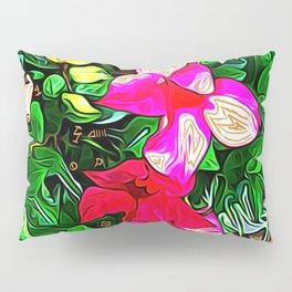 Flower Codes of Revelation Pillow Sham