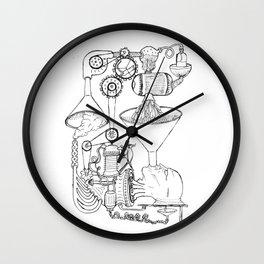 Pampludex #1 Wall Clock