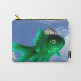 Flying Fish House Carry-All Pouch