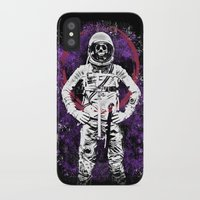 buzz lightyear iPhone & iPod Cases featuring This Ain't No Buzz Lightyear Action Flick by WhotheFisJC