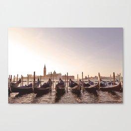 Venice Landscape  Canvas Print