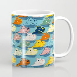 Happy Hippo Family Coffee Mug
