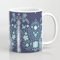 bali Mugs featuring Bali Bandana by November Tigerlilly