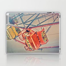1930's Ferris Wheel Laptop & iPad Skin