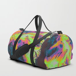 TWO WAY MIRROR ONE WAY STREET Duffle Bag