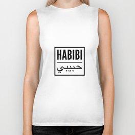 habibi arabic Biker Tank