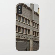 Lisboa Art Deco #07 Slim Case iPhone X