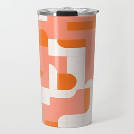 Puzzle Tiles #society6 #pattern Travel Mug