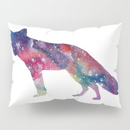 Cosmic Fox Pillow Sham