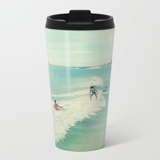 A Bunch of Barnies Metal Travel Mug