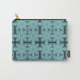 Island Paradise Abstract Carry-All Pouch